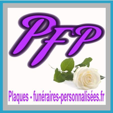 PLAQUES FUNÉRAIRES PERSONNALISÉES